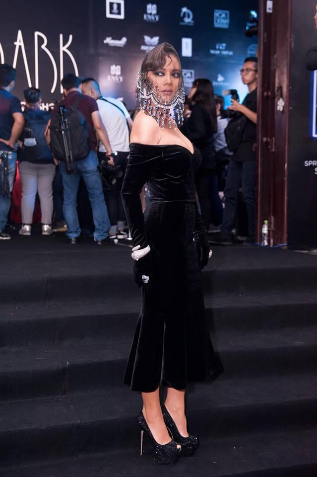 Dù có thích trở thành QUEEN of Halloween cũng đừng phạm sai lầm make up như Hồ Ngọc Hà, Diva Hồng Nhung-4