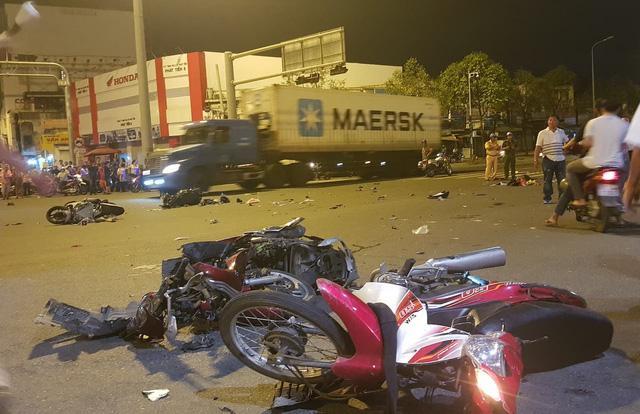 Nữ tài xế lái xe BMW gây tai nạn liên hoàn ở Ngã tư Hàng Xanh có nồng độ cồn vượt gấp 4 lần quy định-3