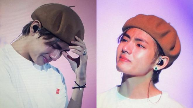V (BTS) và các sao Kpop kiệt sức, chấn thương do làm việc quá tải-8