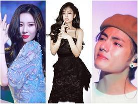 V (BTS) và các sao Kpop kiệt sức, chấn thương do làm việc quá tải