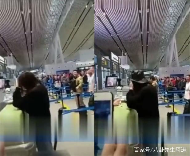 Địch Lệ Nhiệt Ba bật khóc giữa sân bay vì suy sụp sau những chỉ trích giải Thị hậu Kim Ưng ?-4