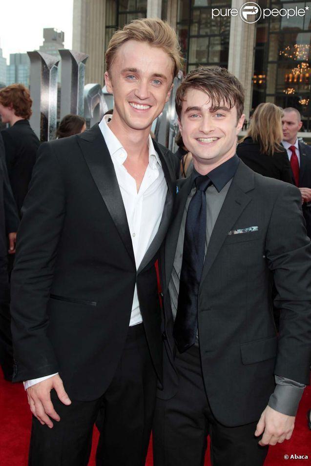 Hãy nhìn Harry Potter và Draco Malfoy hiện tại để thấy thời gian dìm con người tàn nhẫn như thế nào-5