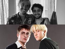 Hãy nhìn Harry Potter và Draco Malfoy hiện tại để thấy thời gian 'dìm' con người tàn nhẫn như thế nào