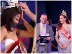 HOT showbiz: Hoa hậu Khánh Ngân thất vọng vì bị 'cướp quyền' trao vương miện