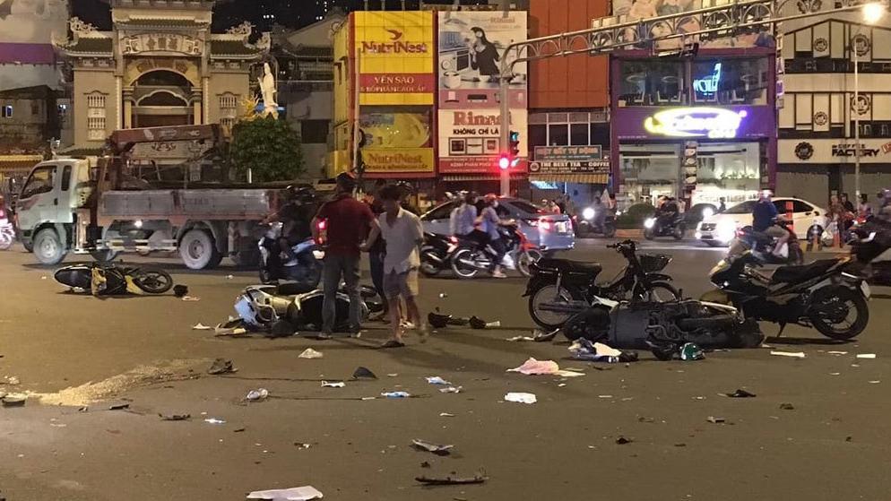 Vụ tai nạn kinh hoàng tại Hàng Xanh: Nữ tài xế đối diện mức án nào?-1