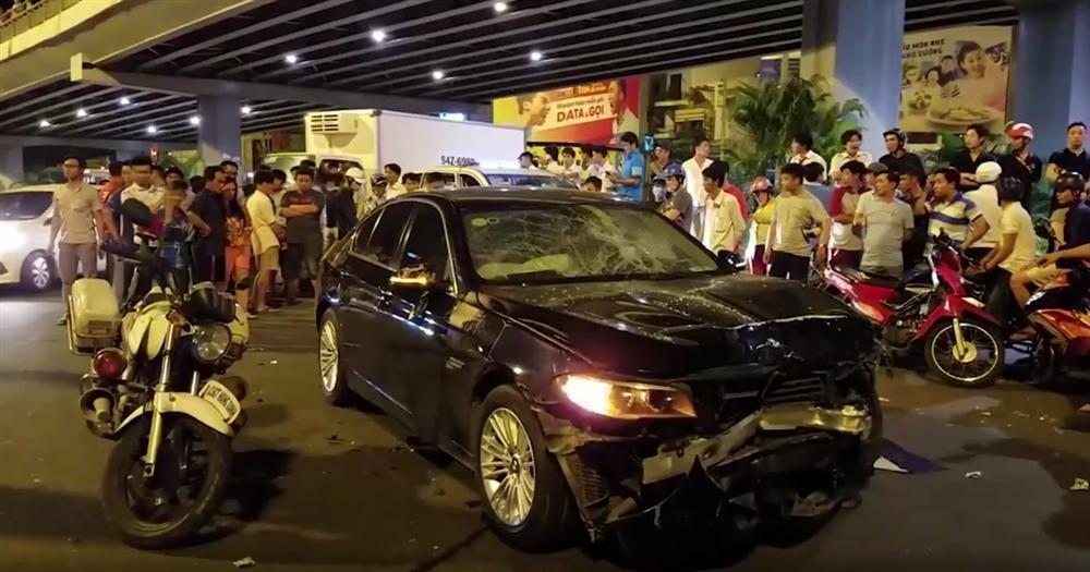 Vụ tai nạn kinh hoàng tại Hàng Xanh: Nữ tài xế đối diện mức án nào?-2