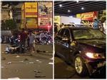 Xe đầu kéo tông trực diện xe khách, 10 người bị thương-4
