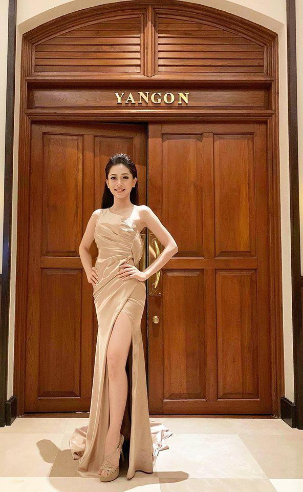 Vừa đăng quang, Á hậu Phương Nga - Hoa hậu Tiểu Vy đã đụng độ chan chát với vô số mỹ nhân-1