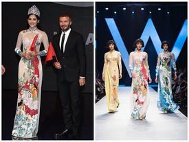 Vừa đăng quang, Á hậu Phương Nga - Hoa hậu Tiểu Vy đã đụng độ chan chát với vô số mỹ nhân
