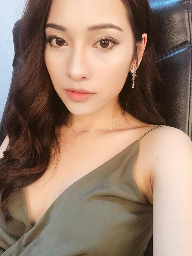 Sara Lưu Ngọc Duyên - bạn gái tin đồn của Dương Khắc Linh vướng tin đồn bầu bí vì vòng 2 to tướng-6