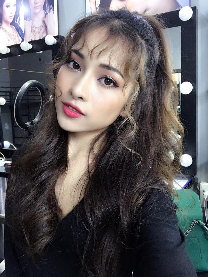 Sara Lưu Ngọc Duyên - bạn gái tin đồn của Dương Khắc Linh vướng tin đồn bầu bí vì vòng 2 to tướng-7