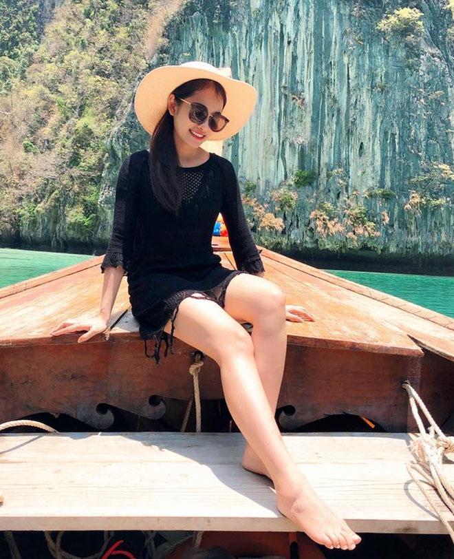 Sara Lưu Ngọc Duyên - bạn gái tin đồn của Dương Khắc Linh vướng tin đồn bầu bí vì vòng 2 to tướng-8