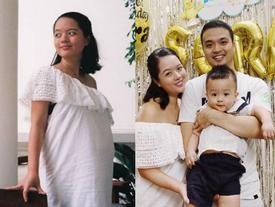 Con gái nghệ sĩ Chiều Xuân sinh con thứ 2 sau 8 tháng kết hôn