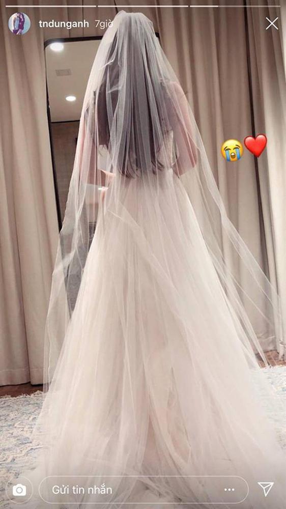 Hotgirl Mie Nguyễn khoe ảnh váy cưới sau gần một tháng được cầu hôn-1