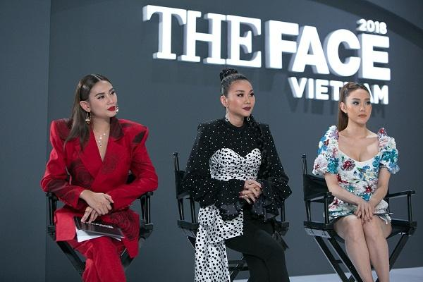 Ly kỳ The Face 2018: Thanh Hằng lạnh như băng, Hoàng Yến nóng hơn lửa, Minh Hằng quá thiếu muối-3