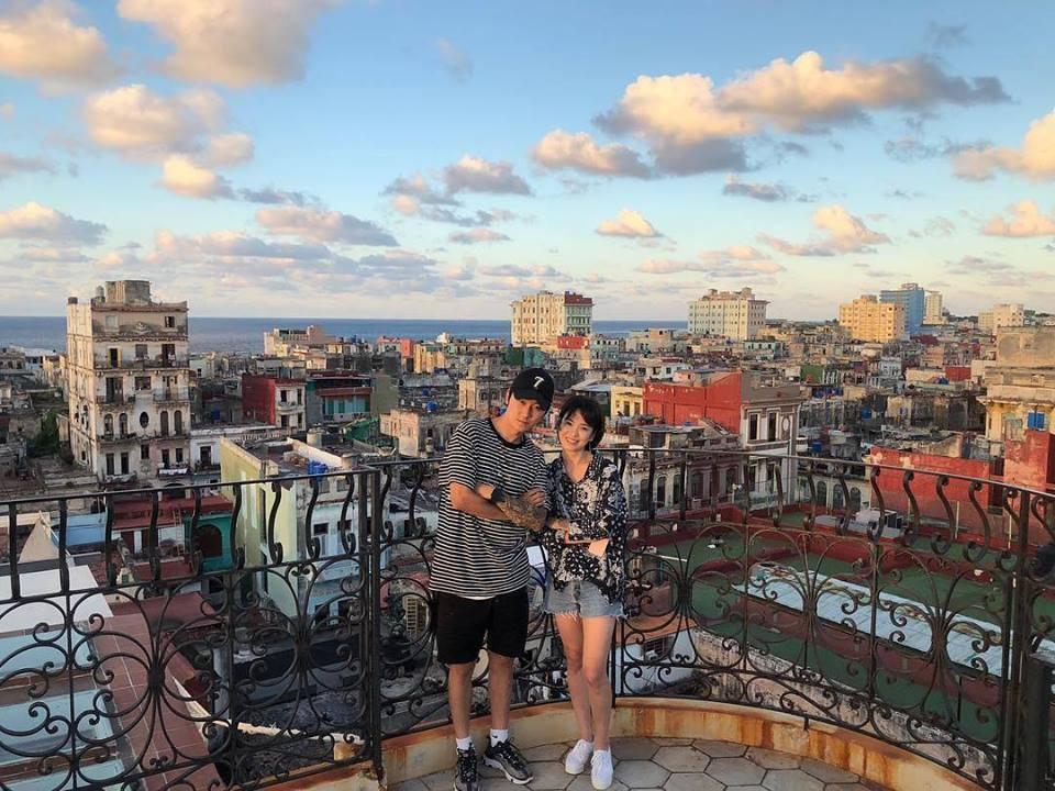 Song Hye Kyo chia sẻ hình ảnh tóc ngắn tươi trẻ và vô cùng giản dị ở Cuba-1