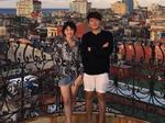 Song Hye Kyo chia sẻ hình ảnh tóc ngắn tươi trẻ và vô cùng giản dị ở Cuba