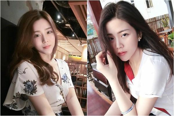 Nổi tiếng xinh đẹp là thế, em gái hotgirl của Ông Cao Thắng bị nghi bơm môi, nhấn mí-3