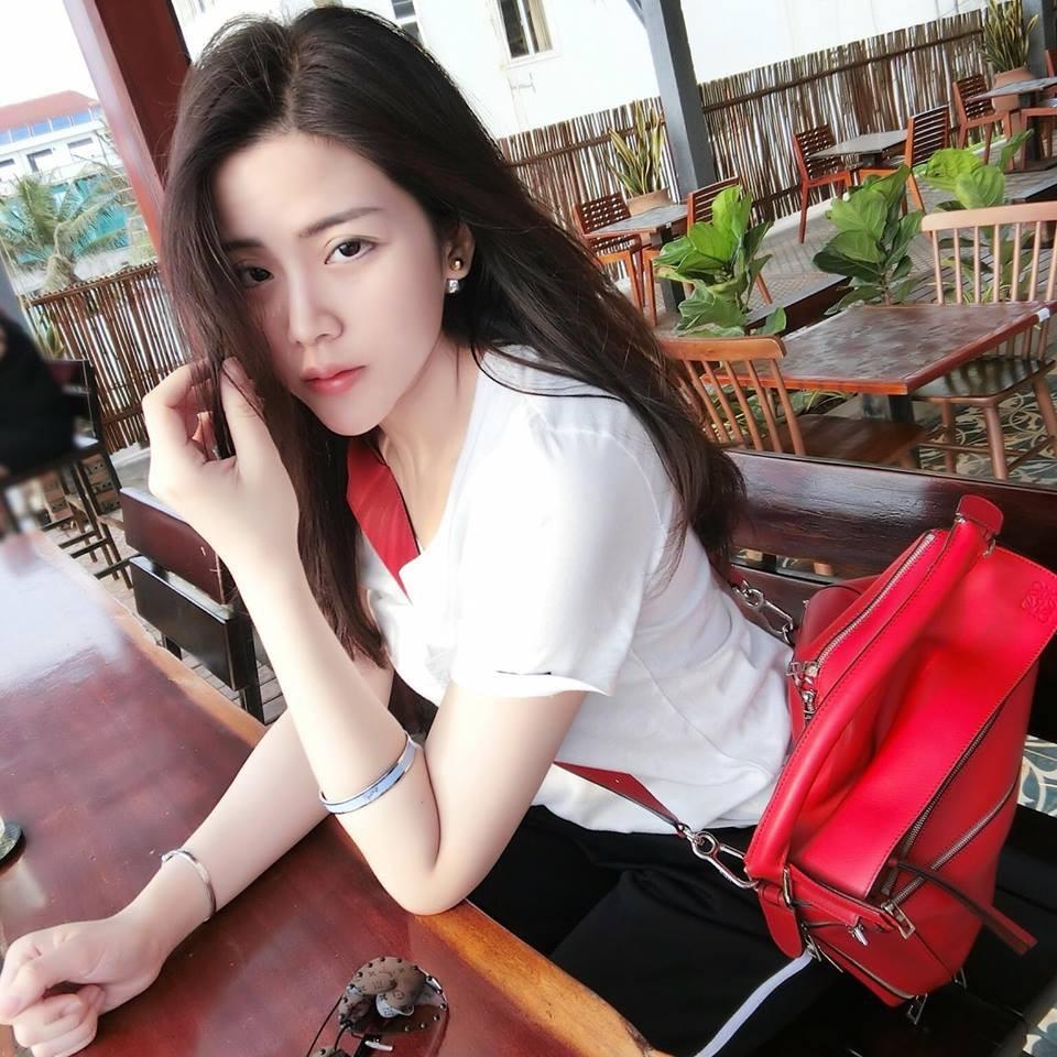 Nổi tiếng xinh đẹp là thế, em gái hotgirl của Ông Cao Thắng bị nghi bơm môi, nhấn mí-5