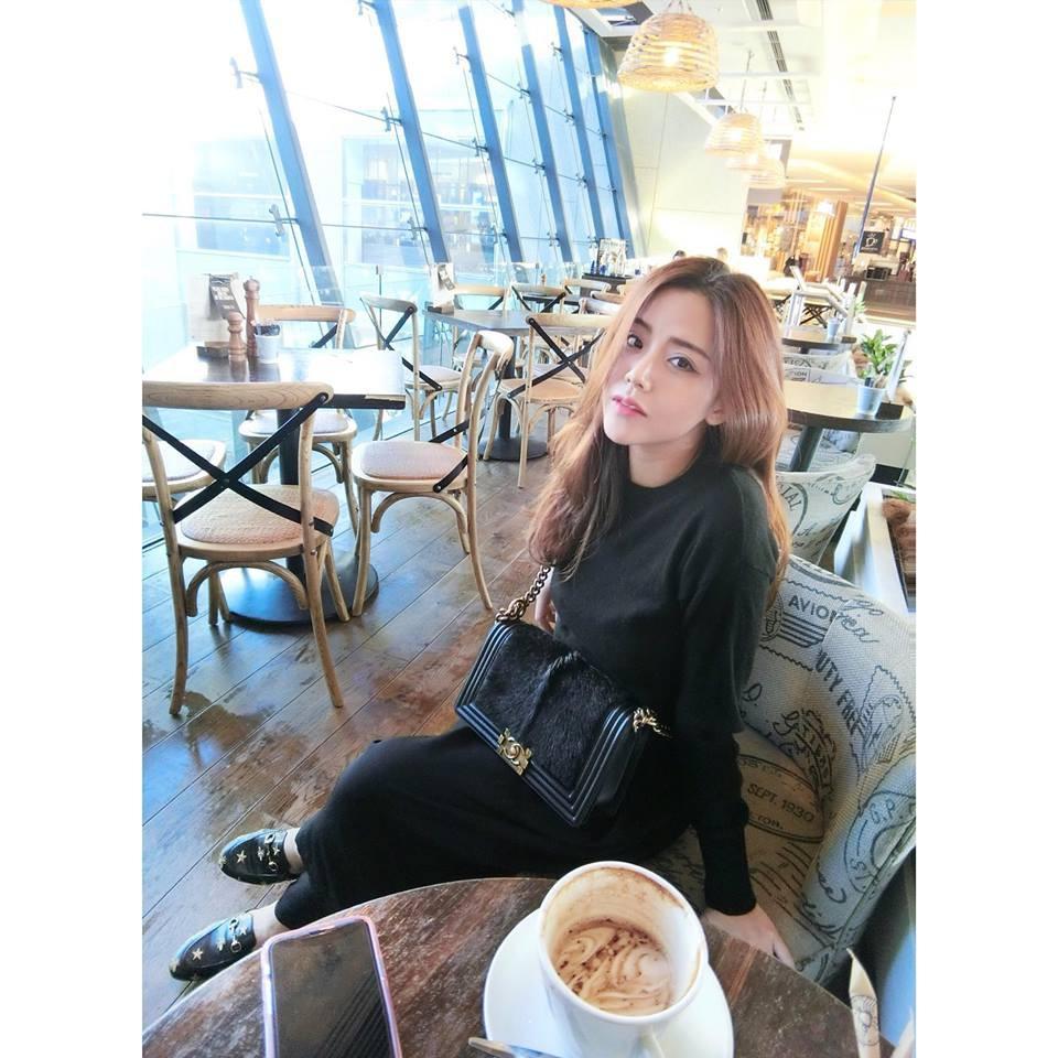 Nổi tiếng xinh đẹp là thế, em gái hotgirl của Ông Cao Thắng bị nghi bơm môi, nhấn mí-2