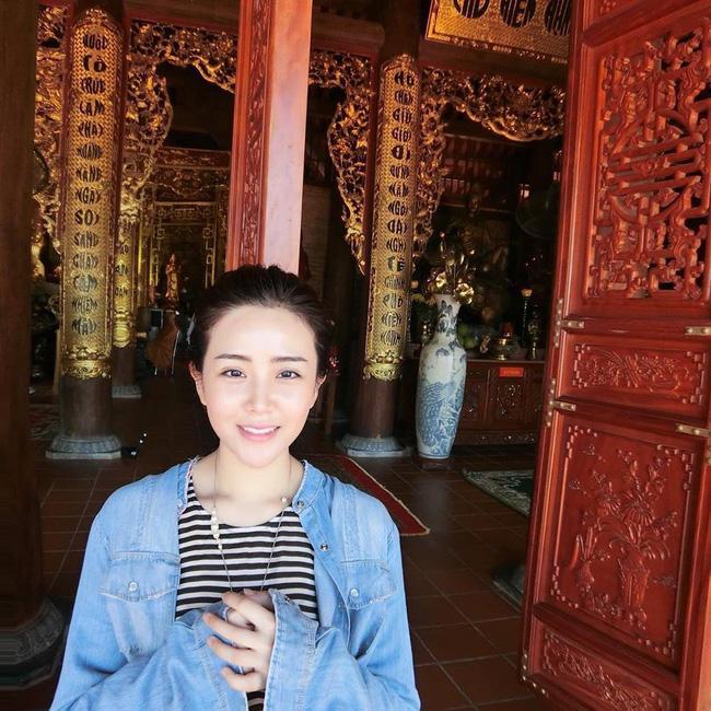 Nổi tiếng xinh đẹp là thế, em gái hotgirl của Ông Cao Thắng bị nghi bơm môi, nhấn mí-10