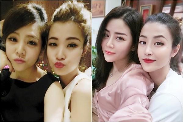 Nổi tiếng xinh đẹp là thế, em gái hotgirl của Ông Cao Thắng bị nghi bơm môi, nhấn mí-9