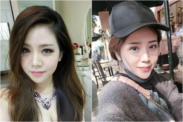 Nổi tiếng xinh đẹp là thế, em gái hotgirl của Ông Cao Thắng bị nghi bơm môi, nhấn mí-11