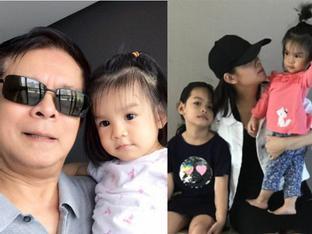 Hành động ấm áp hơn vạn lời nói của bố Phạm Quỳnh Anh giữa lúc con gái đau đớn vì ly hôn