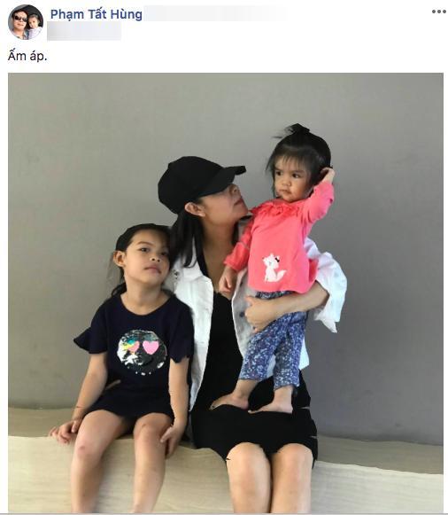 Hành động ấm áp hơn vạn lời nói của bố Phạm Quỳnh Anh giữa lúc con gái đau đớn vì ly hôn-2