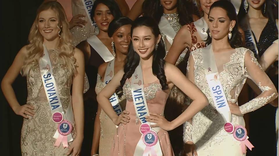 Khán giả Việt thở phào khi Thùy Tiên trượt giải phụ bị coi là điềm báo xui tận mạng tại Hoa hậu Quốc tế 2018-1