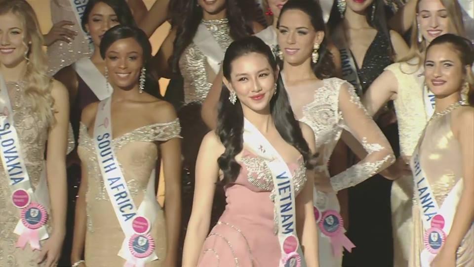 Khán giả Việt thở phào khi Thùy Tiên trượt giải phụ bị coi là điềm báo xui tận mạng tại Hoa hậu Quốc tế 2018-2