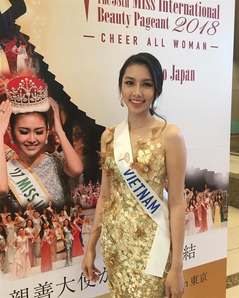 Khán giả Việt thở phào khi Thùy Tiên trượt giải phụ bị coi là điềm báo xui tận mạng tại Hoa hậu Quốc tế 2018-7