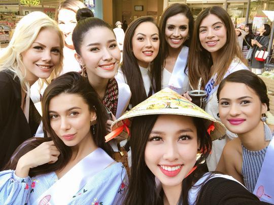 Khán giả Việt thở phào khi Thùy Tiên trượt giải phụ bị coi là điềm báo xui tận mạng tại Hoa hậu Quốc tế 2018-9