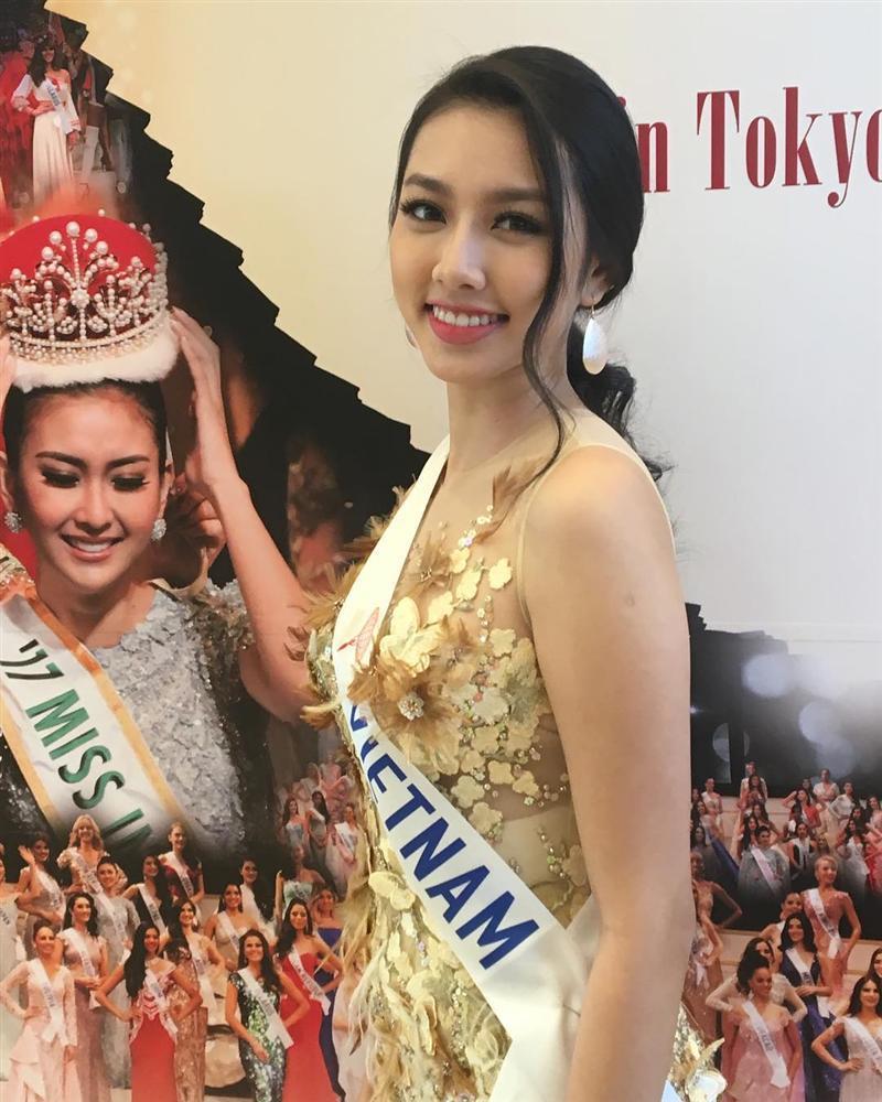 Khán giả Việt thở phào khi Thùy Tiên trượt giải phụ bị coi là điềm báo xui tận mạng tại Hoa hậu Quốc tế 2018-8
