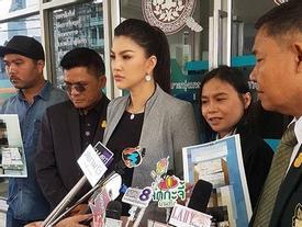 Hoa hậu quý bà Thái Lan bị lừa nửa triệu USD