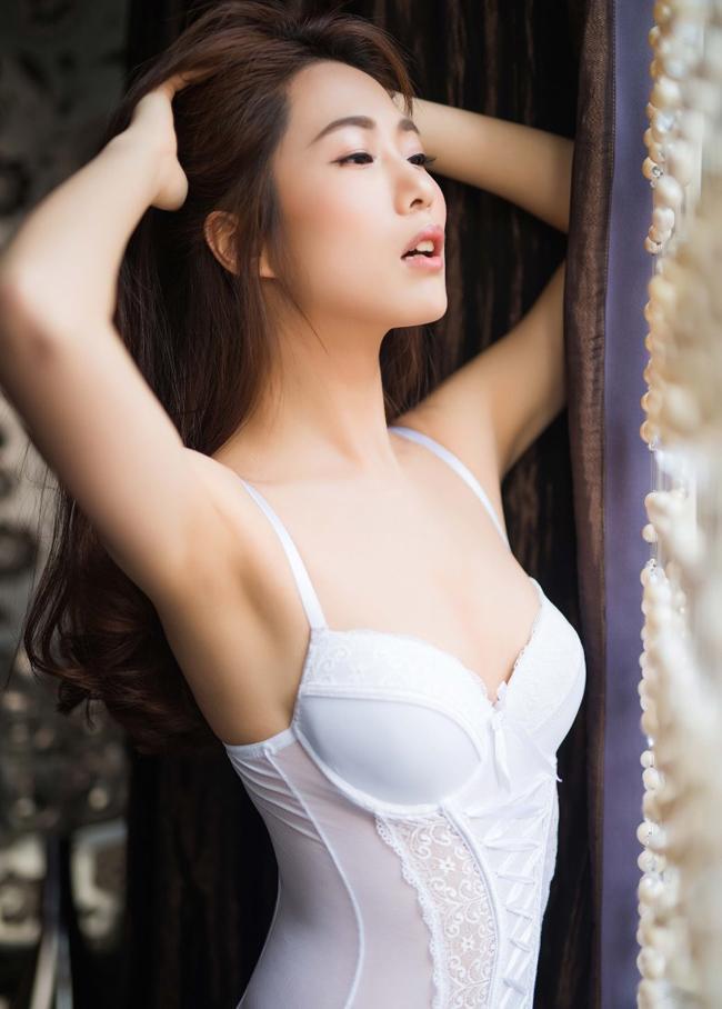 4 quốc sắc thiên hương Hoa ngữ ngủ nude để giữ dáng ngọc ngà-2