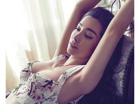 4 'quốc sắc thiên hương' Hoa ngữ ngủ nude để giữ dáng ngọc ngà
