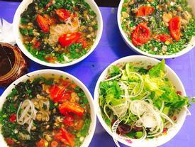 'Điểm mặt' quán bún ăn sáng ngon ở Hà Nội
