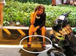 Nữ tài xế lái BMW gây tai nạn liên hoàn ở ngã tư Hàng Xanh hầu tòa-2