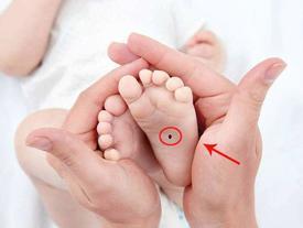 Con cái mà có 3 nốt ruồi này trên cơ thể, tương lai sẽ thành công rộng mở, cha mẹ được hưởng phúc