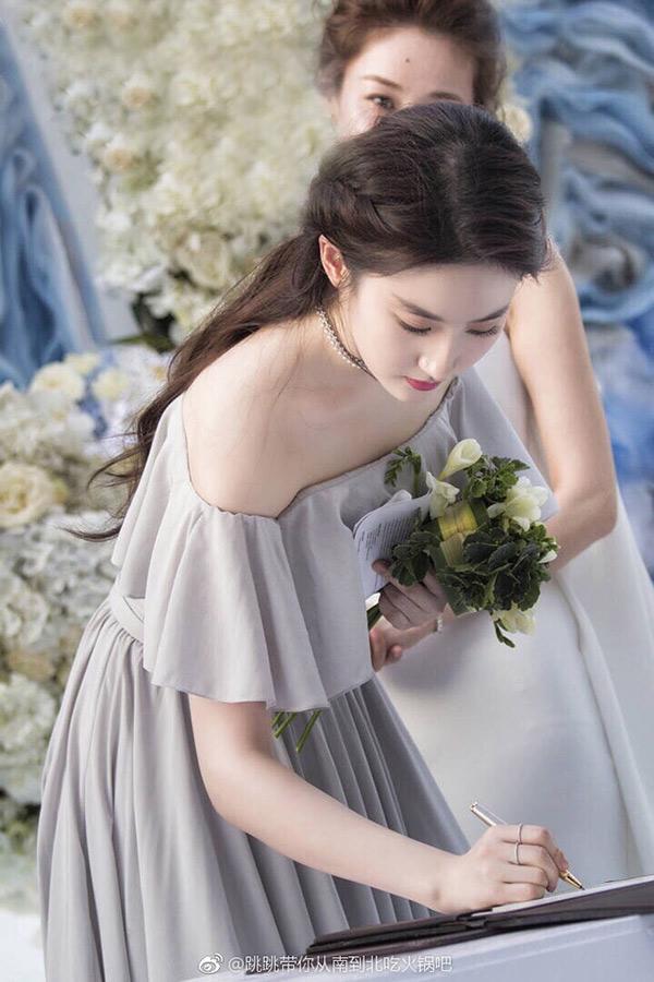 Đường Yên - La Tấn cưới vào ngày mai, Lưu Diệc Phi chắc chắn là phù dâu?-5