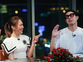 Trước ngày diễn ra liveshow tại Hàn, ít ai biết HaHa (Running Man) đã gửi lời động viên ấm áp đến Mỹ Tâm