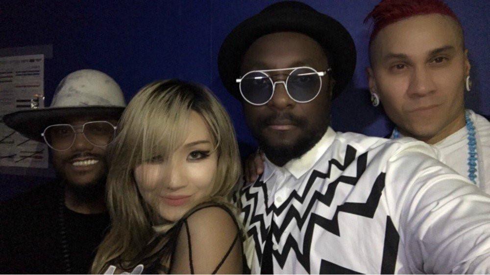 CL (2NE1) xác nhận hợp tác nhóm Black Eyed Peas sau thời gian lận đận-2