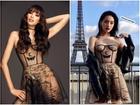 Khánh Linh The Face nóng bỏng 'ăn đứt' Phạm Hương khi đụng váy