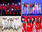 Mặc trận chiến fandom: TWICE - EXO đứng cạnh nhau vẫn là một kiệt tác-4