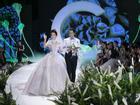 Mãn nhãn với show váy cưới của NTK Phương Linh