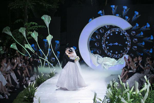 Mãn nhãn với show váy cưới của NTK Phương Linh-4