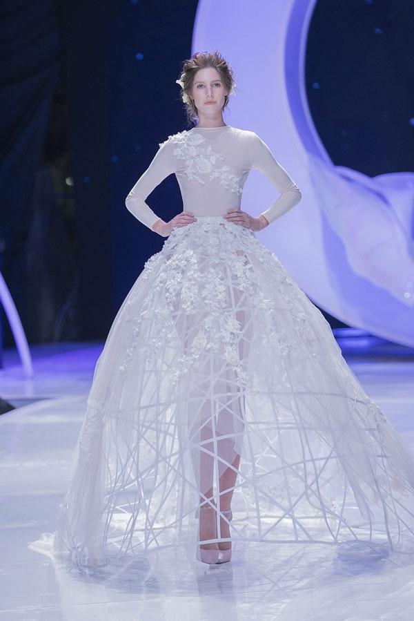 Mãn nhãn với show váy cưới của NTK Phương Linh-8