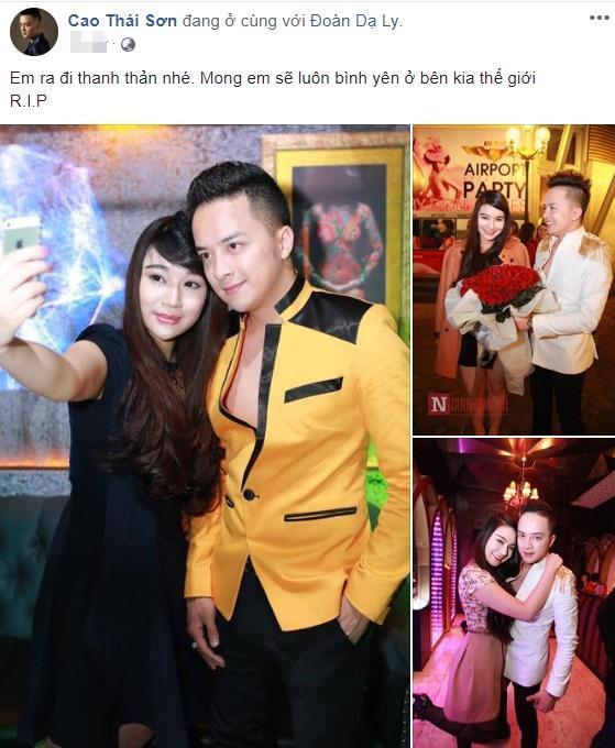 Cuộc đời hồng nhan bạc mệnh của hotgirl vừa qua đời ở tuổi 26, từng vướng tin đồn yêu Cao Thái Sơn-4