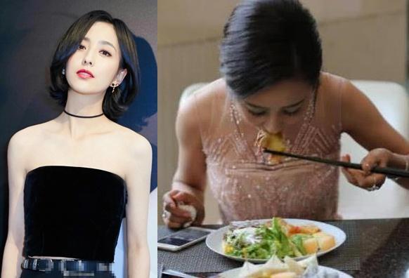 Tận mắt nhìn bữa ăn kham khổ của mỹ nhân Hoa ngữ mới thấy làm ngôi sao quả không dễ dàng-2